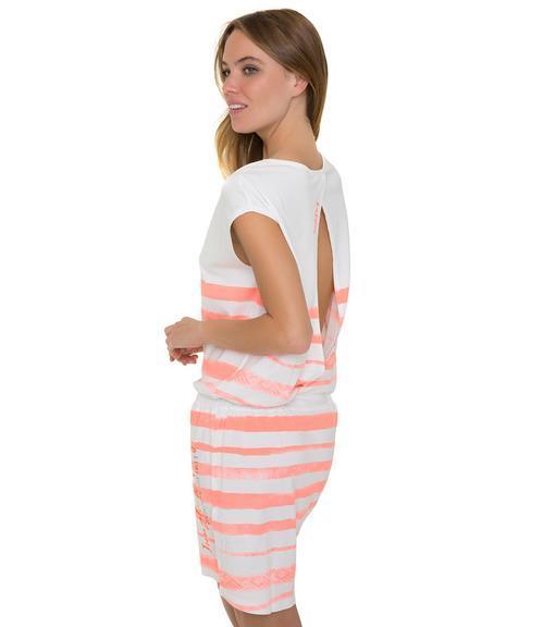 šaty SPI-1805-7237 opticwhite|M - 2
