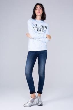 sweatshirt wit SPI-1908-3126 - 2/7