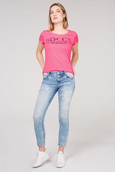 Tričko SPI-2100-3603-4 paradise pink|S - 2