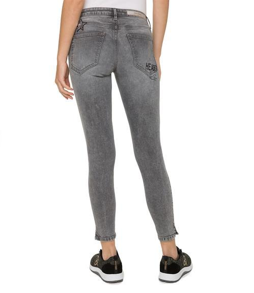 Slim Fit Jeans STO-1801-1149 grey used|26 - 2