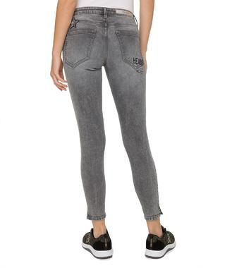 Slim Fit Jeans STO-1801-1149 grey used - 2/7