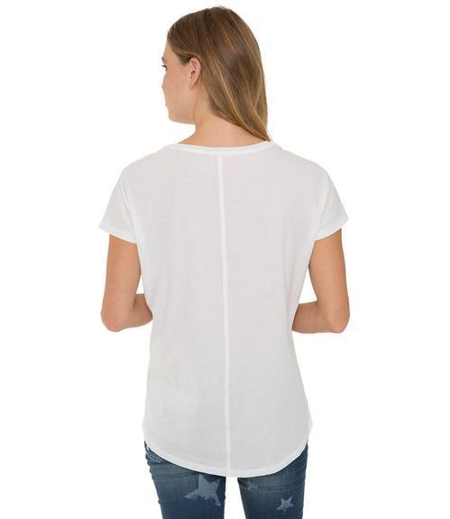 tričko STO-1804-3269 optic white|XS - 2