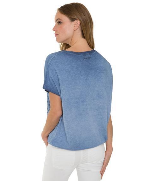 tričko STO-1804-3273 blue ocean|S - 2