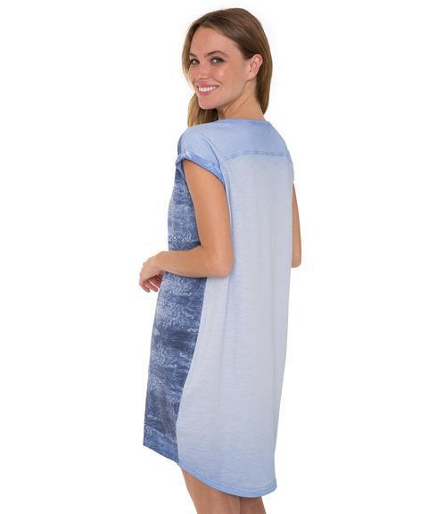 šaty STO-1804-7277 blue lavender|M - 2