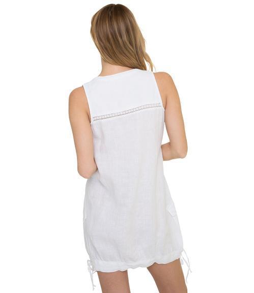 šaty STO-1804-7278 optic white|XL - 2