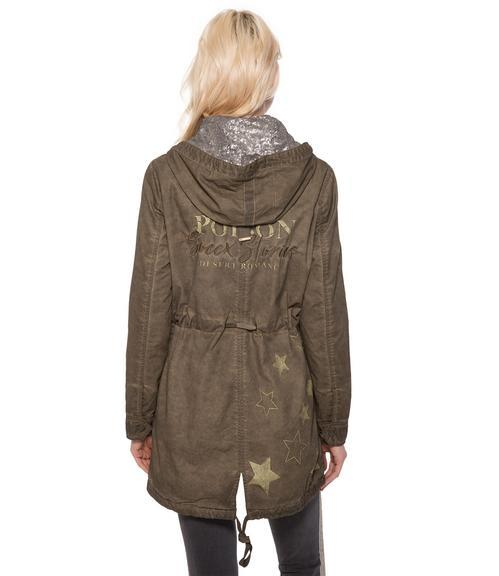 parka STO-1807-2700 FADED KHAKI|XS - 2