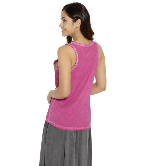 Top STO-1903-3560 tribal pink XS - 2