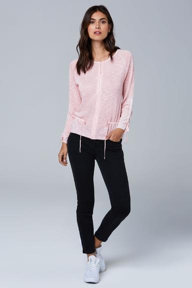 Cardigan STO-1912-4524 Pale Rose|M - 2
