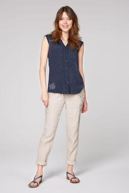 blouse sleevel STO-2004-5847 - 2/7