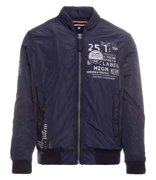 Bomber CCB-1900-2102 cool navy|S - 2