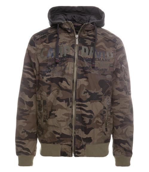 Bunda CCG-1900-2061 khaki camouflage|M - 2