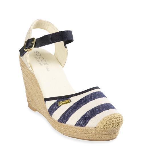 Letní sandálky SCU-1900-8640 ivory|41 - 2