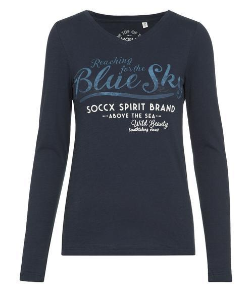 Tričko SPI-1809-3900 shadow blue|XS - 2