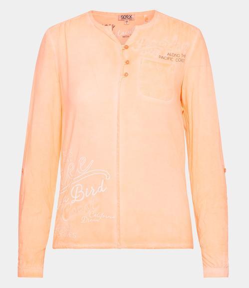 Blůza spi-1902-5161 lush orange|XXL - 2