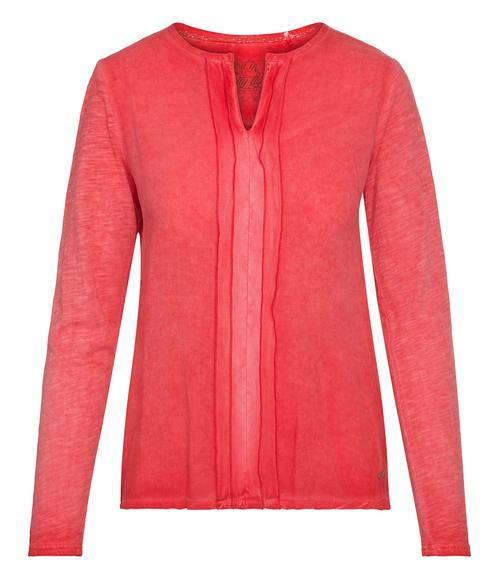 Blůza STO-1809-5978 just red|S - 2
