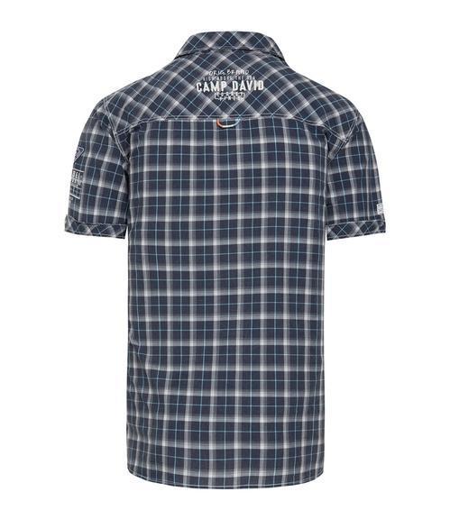 košile chec CCB-1804-5421 dark ocean|XXXL - 2