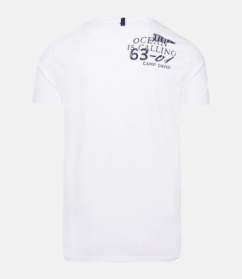 tričko - CCB-1901-3086 opticwhite|S - 2