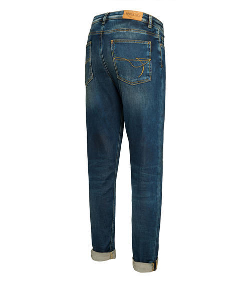 tmavě modré džíny|28 - 2