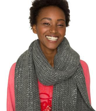 scarf knitted SPI-1855-8984 - 2/4