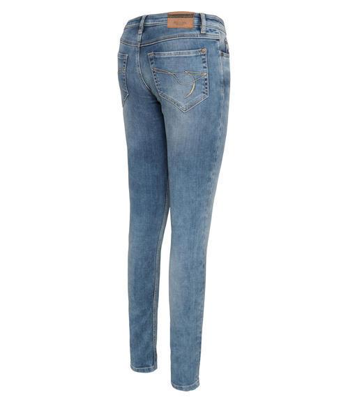 Světle modré strečové džíny|32 - 2
