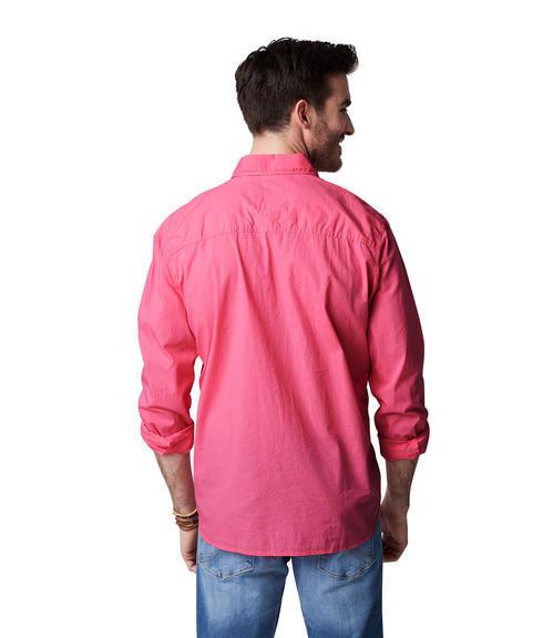 Košile CCU-1900-5610 Deep Pink|S - 2
