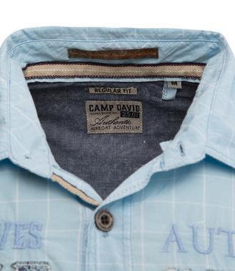 shirt 1/2 chec CCG-1904-5412 - 2/5