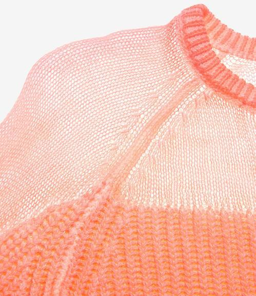 Svetr  STO-1812-4193 spicy orange|XL - 2