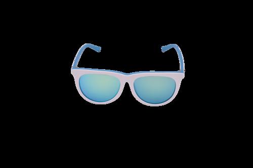 Dámské sluneční brýle CCU-1855-8738 White Mint|UNI - 2