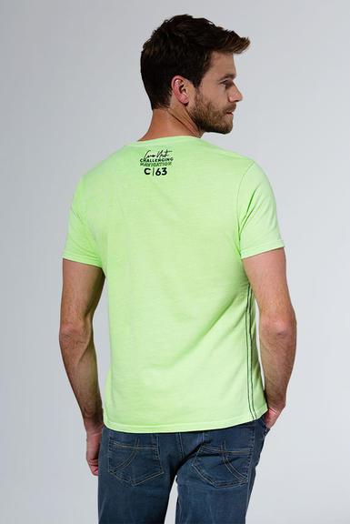 Tričko CCB-1907-3831 Signal Green|S - 2