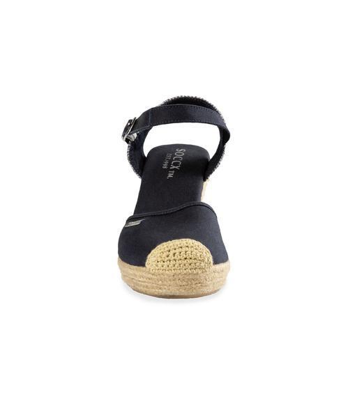 Letní sandálky SCU-1900-8640 classic navy|39 - 3
