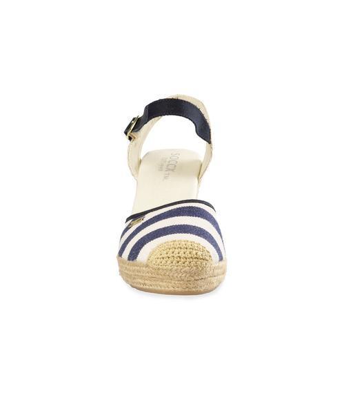 Letní sandálky SCU-1900-8640 ivory|41 - 3