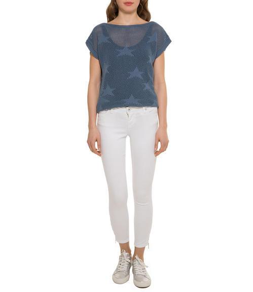 Kalhoty SDU-5555-1159 optic white|29 - 3