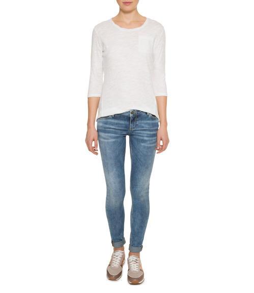 Světle modré strečové džíny|32 - 3