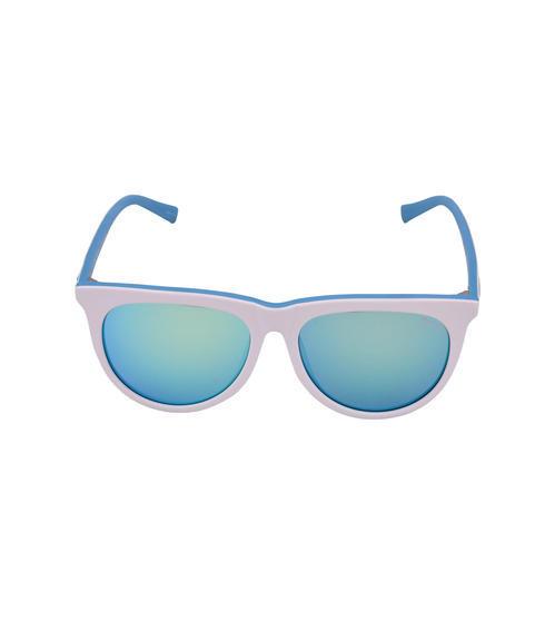 Dámské sluneční brýle CCU-1855-8738 White Mint|UNI - 3