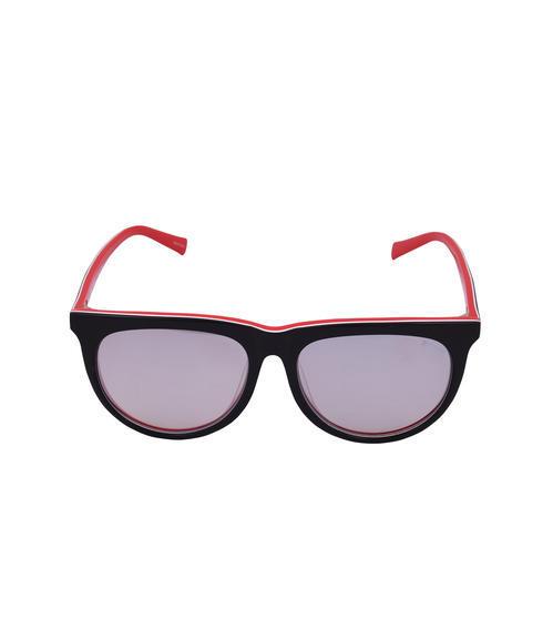 Dámské sluneční brýle CCU-1855-8738 Black Red|UNI - 3