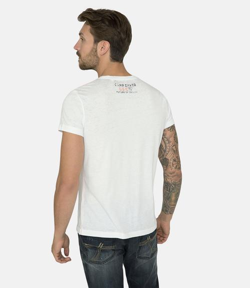 Tričko CCB-1811-3061 optic white|S - 3
