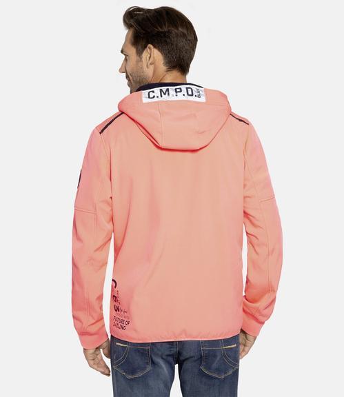 Softshellová bunda CCB-1811-3076 neon flame|S - 3