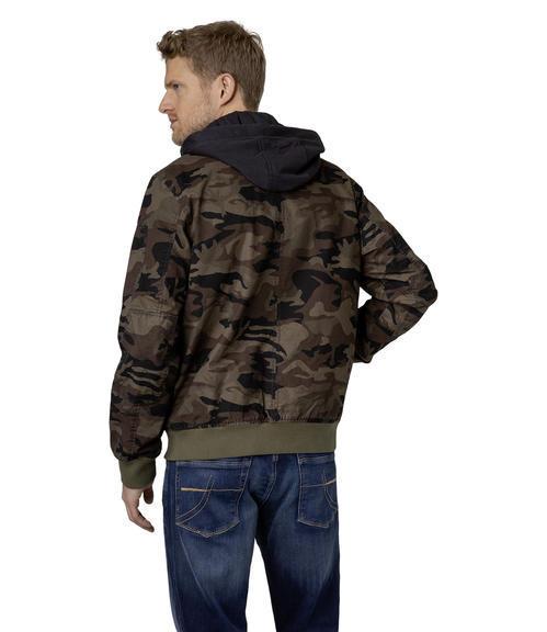 Bunda CCG-1900-2061 khaki camouflage|M - 3