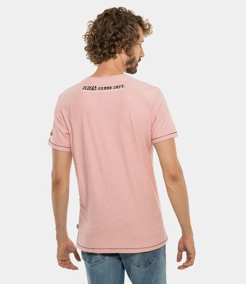 Tričko CCG-1901-3106 rose|XL - 3