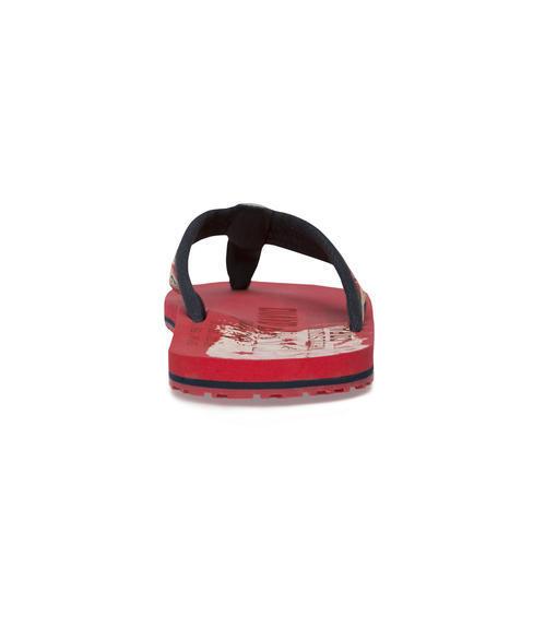 Žabky CCU-1755-8201 red|41 - 3