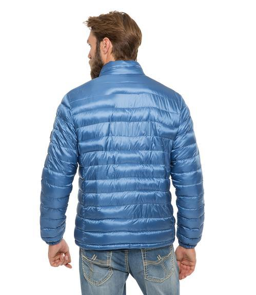 Péřová bunda CHS-1855-2015-1 blue|L - 3