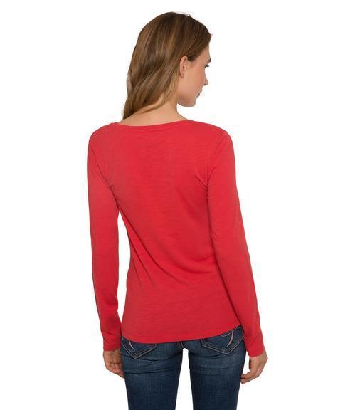 Tričko SPI-1809-3900  creamy red|XS - 3