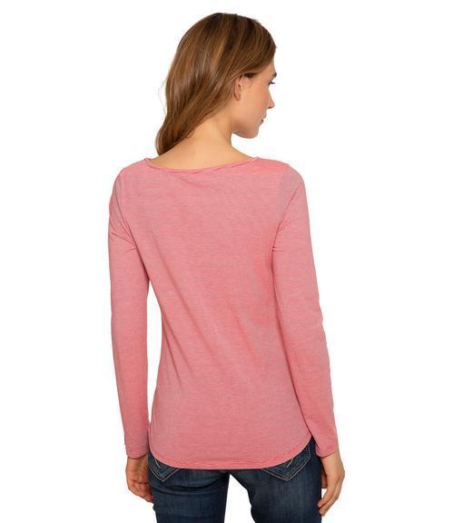 Tričko SPI-1809-3902 creamy red|S - 3