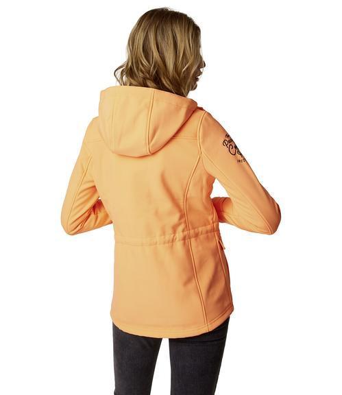 Softshellová bunda SPI-1900-2170 lush orange|XS - 3