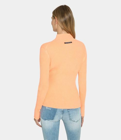 Svetr SPI-1902-4164 lush orange|XL - 3