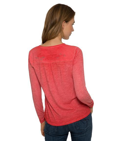 Blůza STO-1809-5978 just red|S - 3