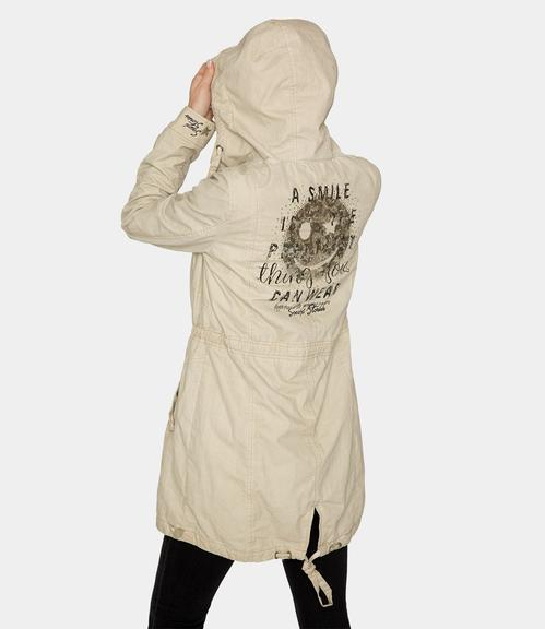 Parka STO-1812-2202 cold beige|XS - 3