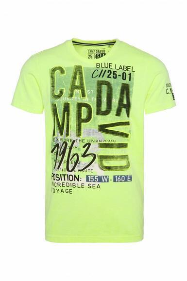 Tričko CB2108-3200-33 neon lime|XL - 3