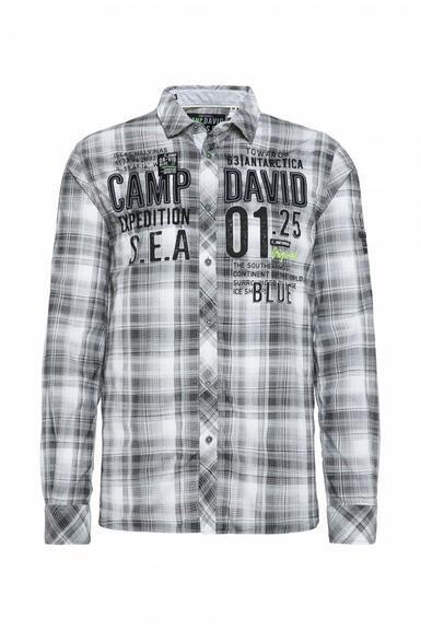 Košile CB2108-5206-22 anthra|XL - 3
