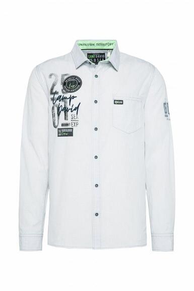 Košile CB2108-5207-11 opticwhite|XXL - 3